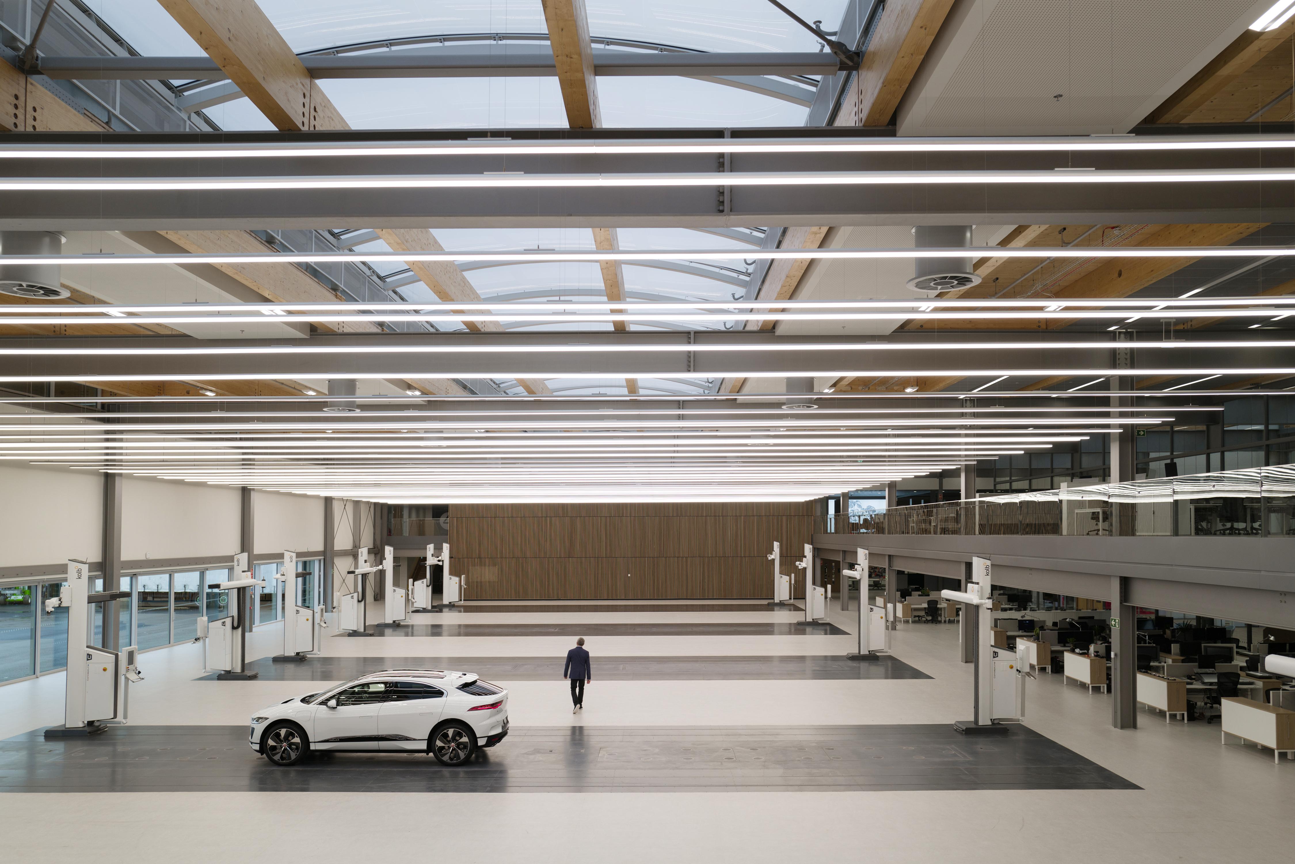 Jaguar Opens The Doors Of Its New Design Studio Jlr Corporate Homepage Usa