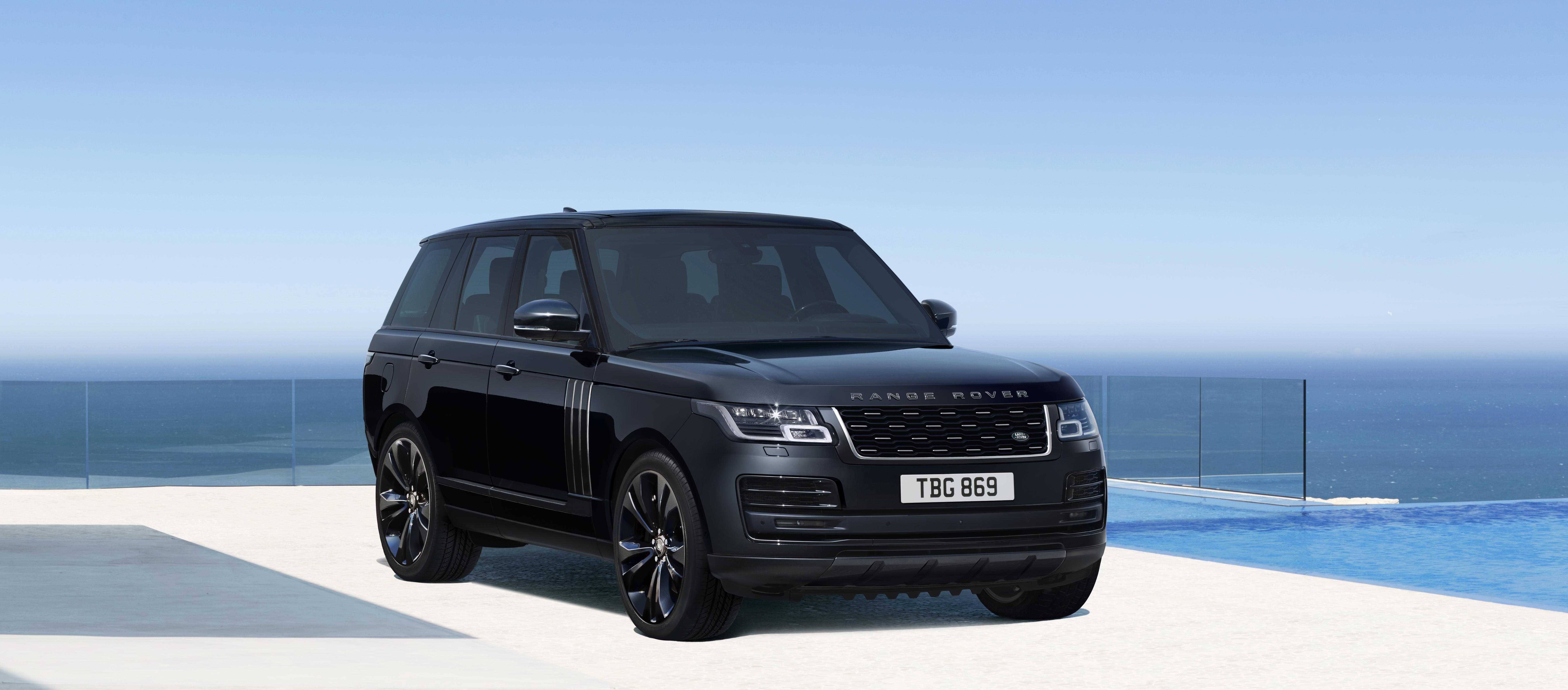 Technical Press Kit 2021 Range Rover Land Rover Homepage Usa