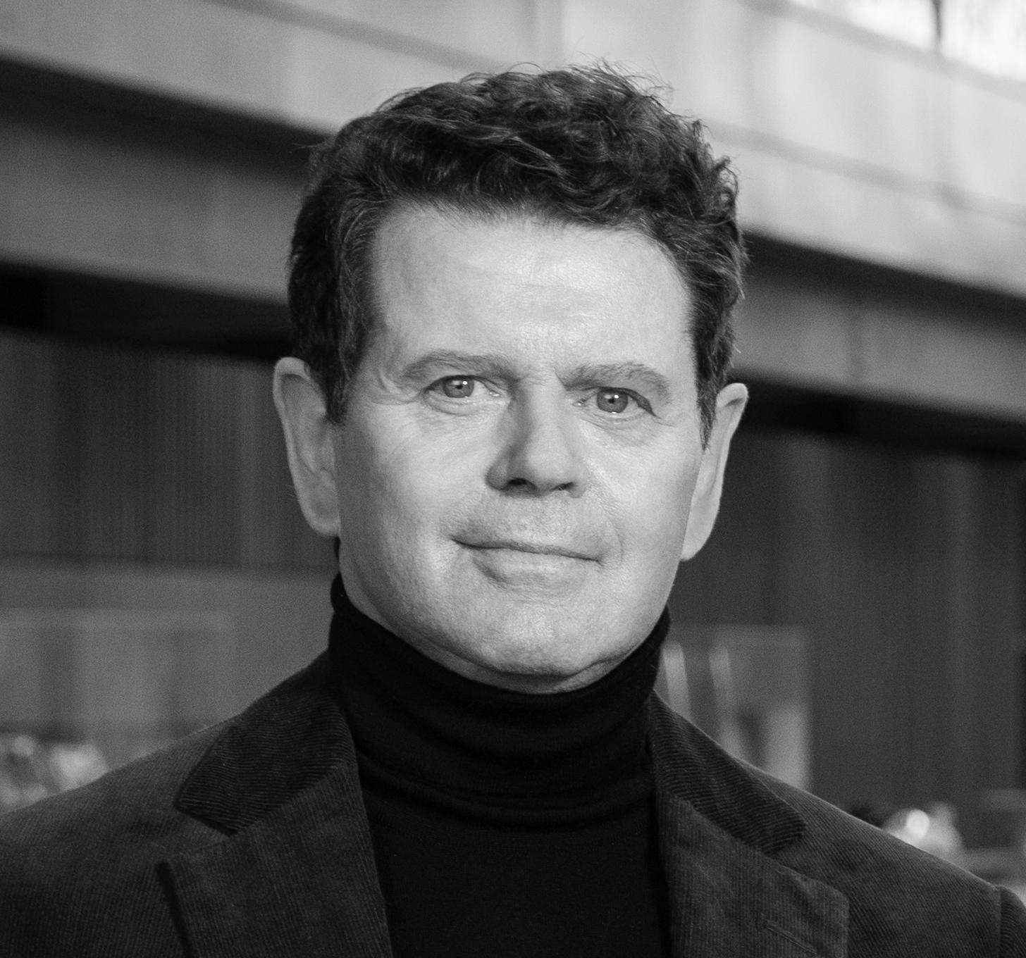 PROFESSOR GERRY McGOVERN OBE