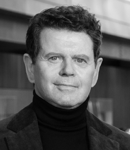Professor Gerry McGovern OBE Headshot