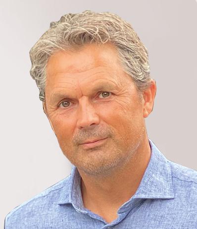 Lennard Hoornik Headshot