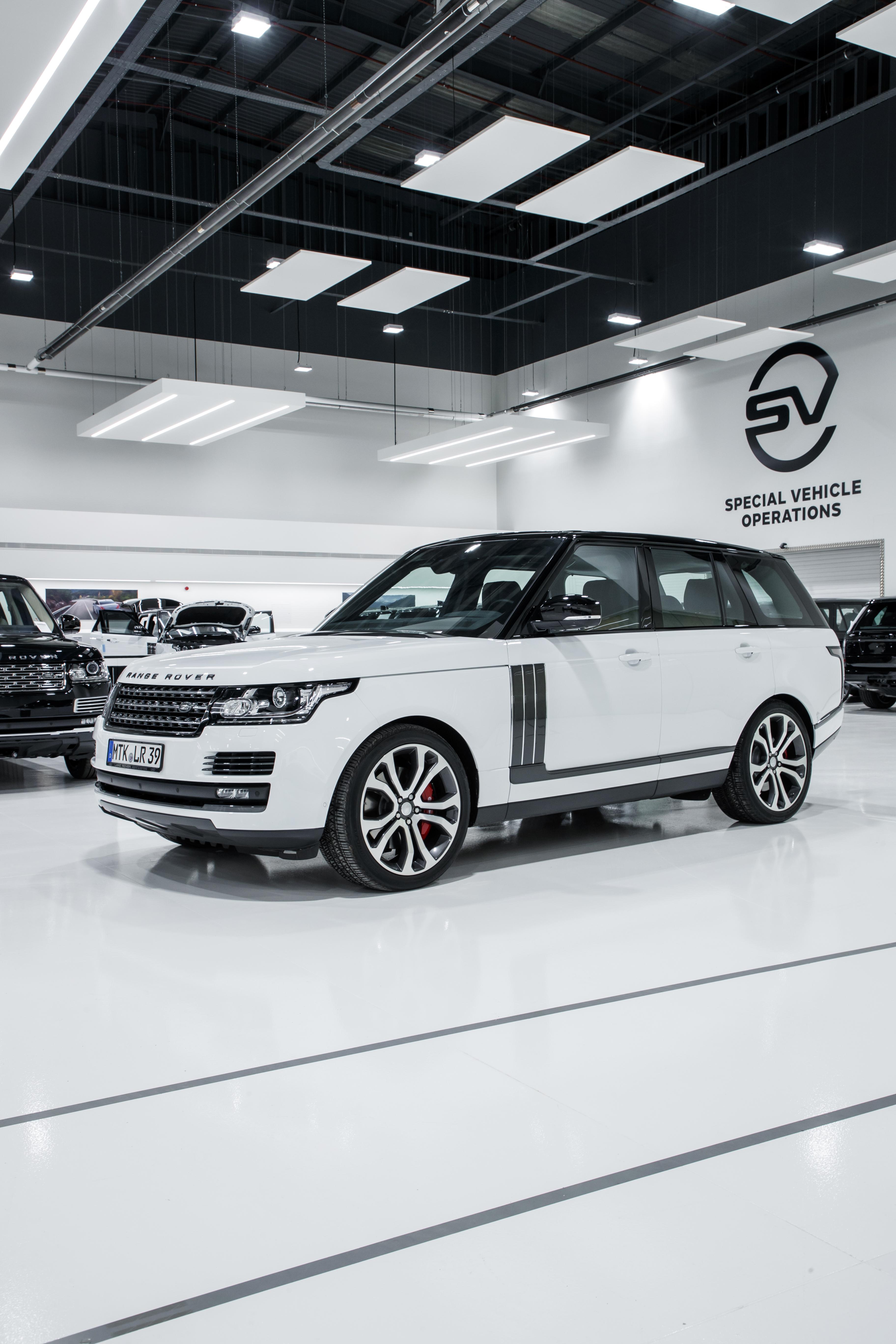 RANGE ROVER SVAUTOBIOGRAPHY DYNAMIC   Land Rover
