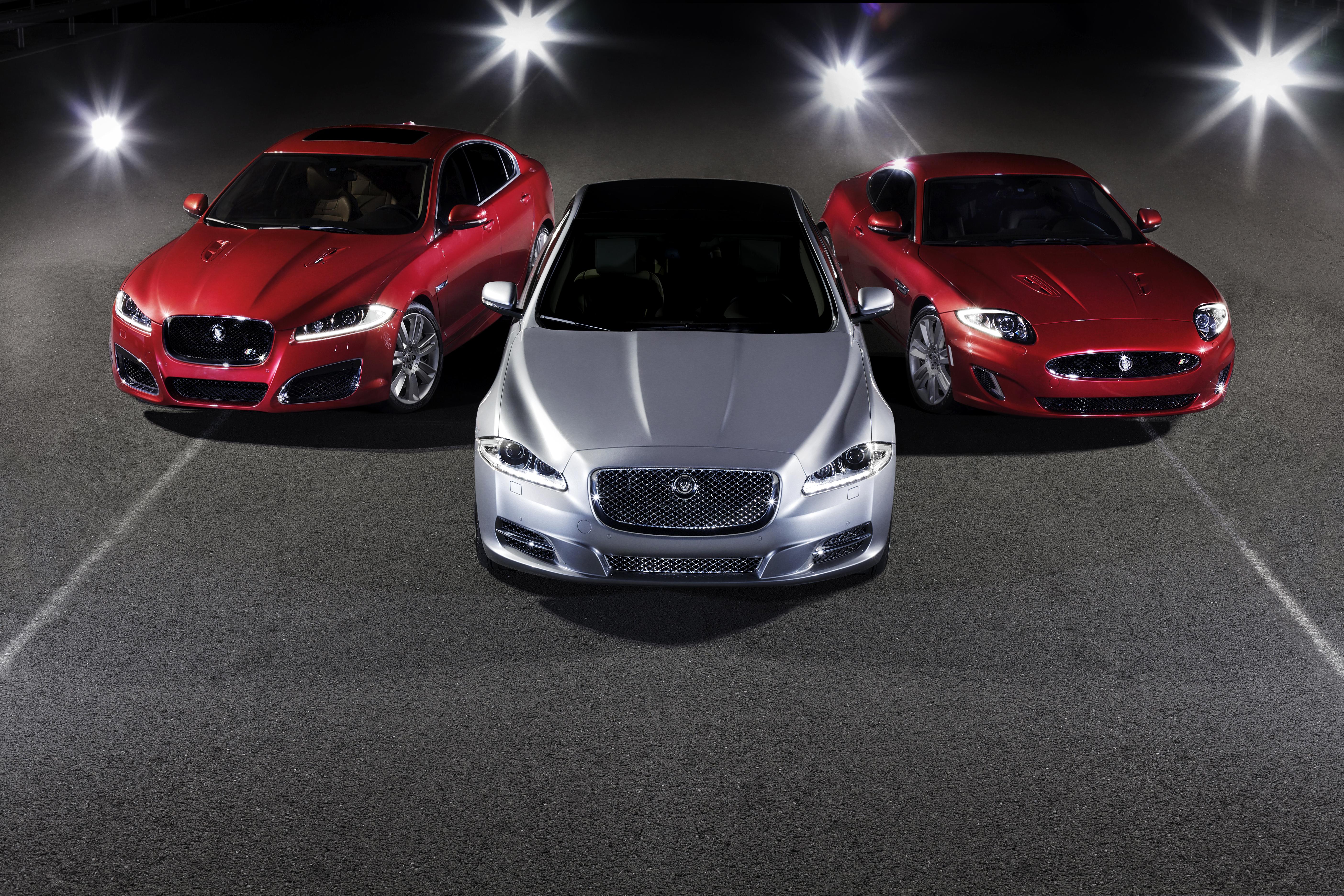 Cars On Line >> 2012 Jaguar Model Range Jaguar Homepage International