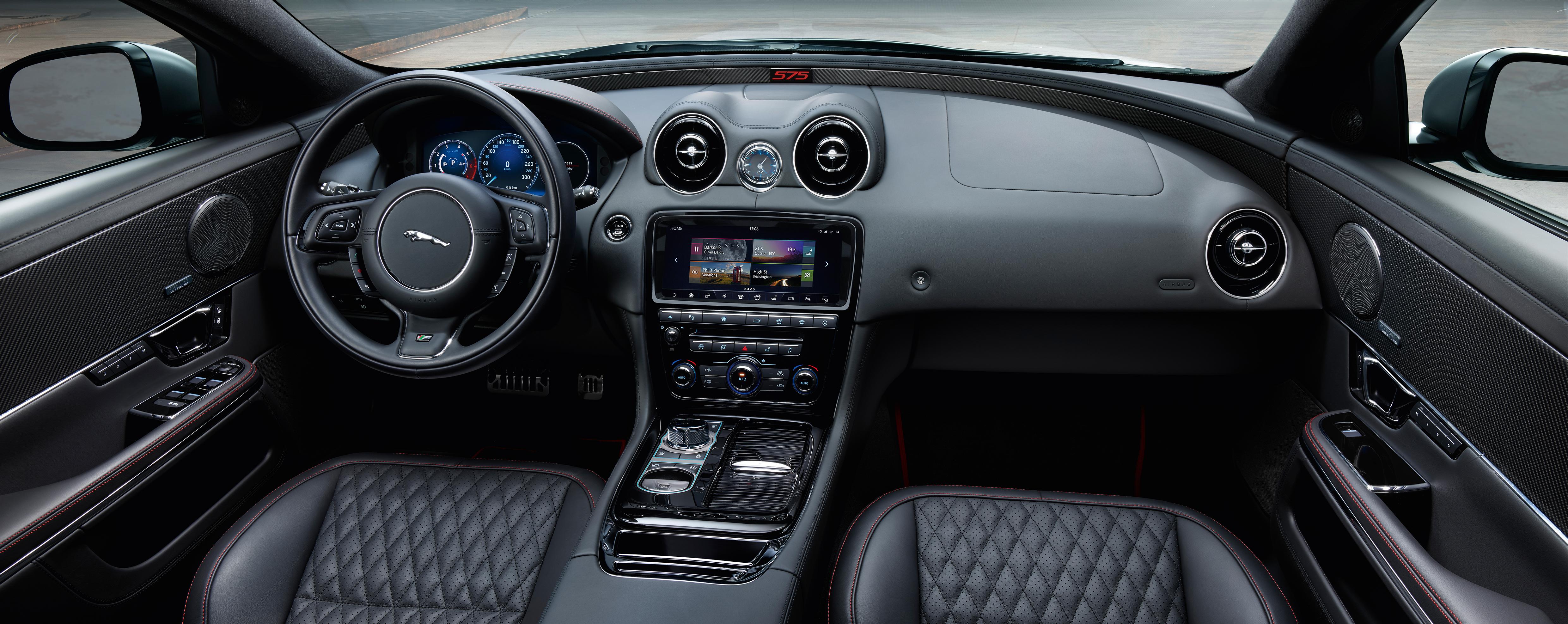 Jaguar Xj 2018 Model Year Jaguar Homepage International