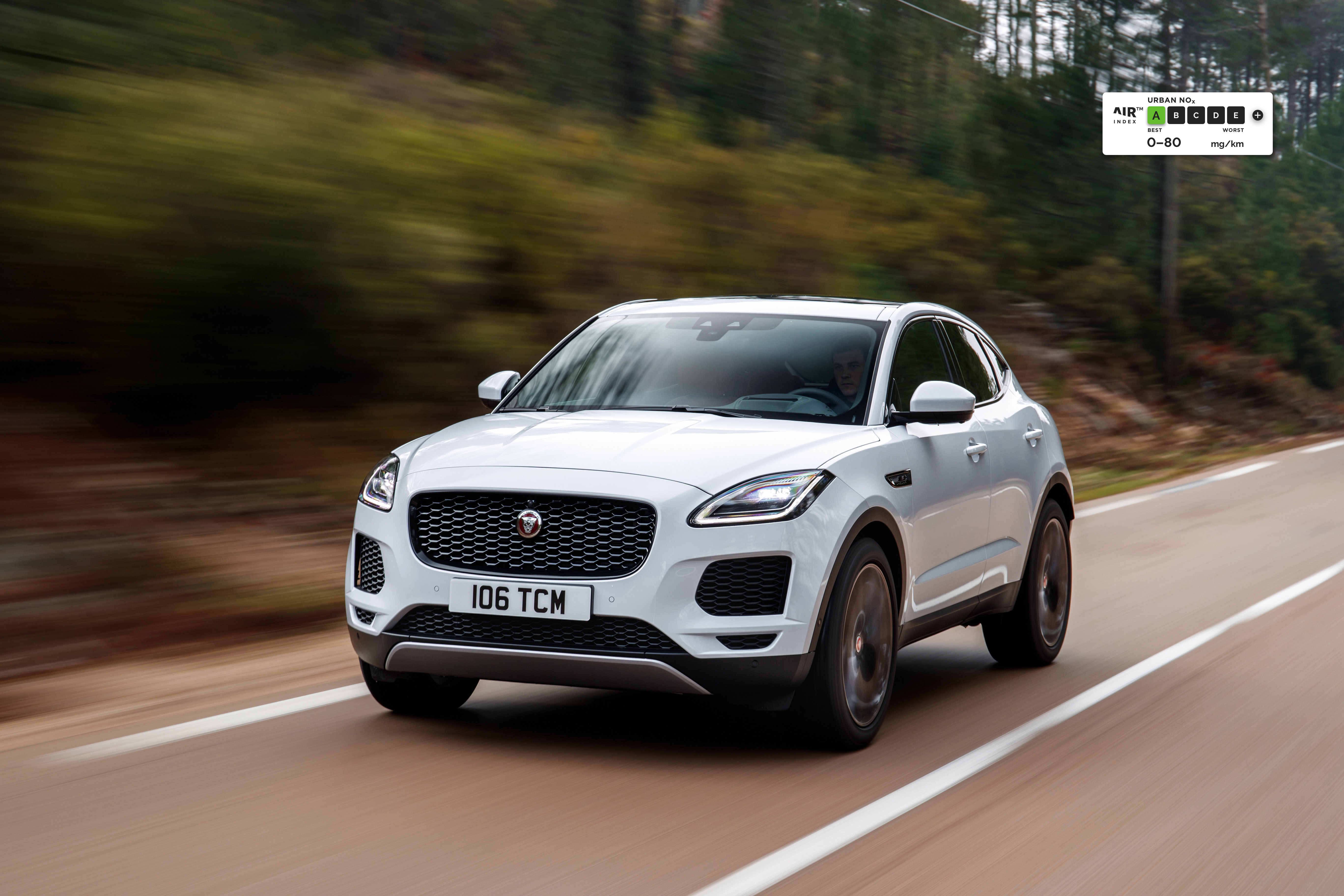 INDEPENDENT EMISSIONS TESTING REVEALS JAGUAR LAND ROVER