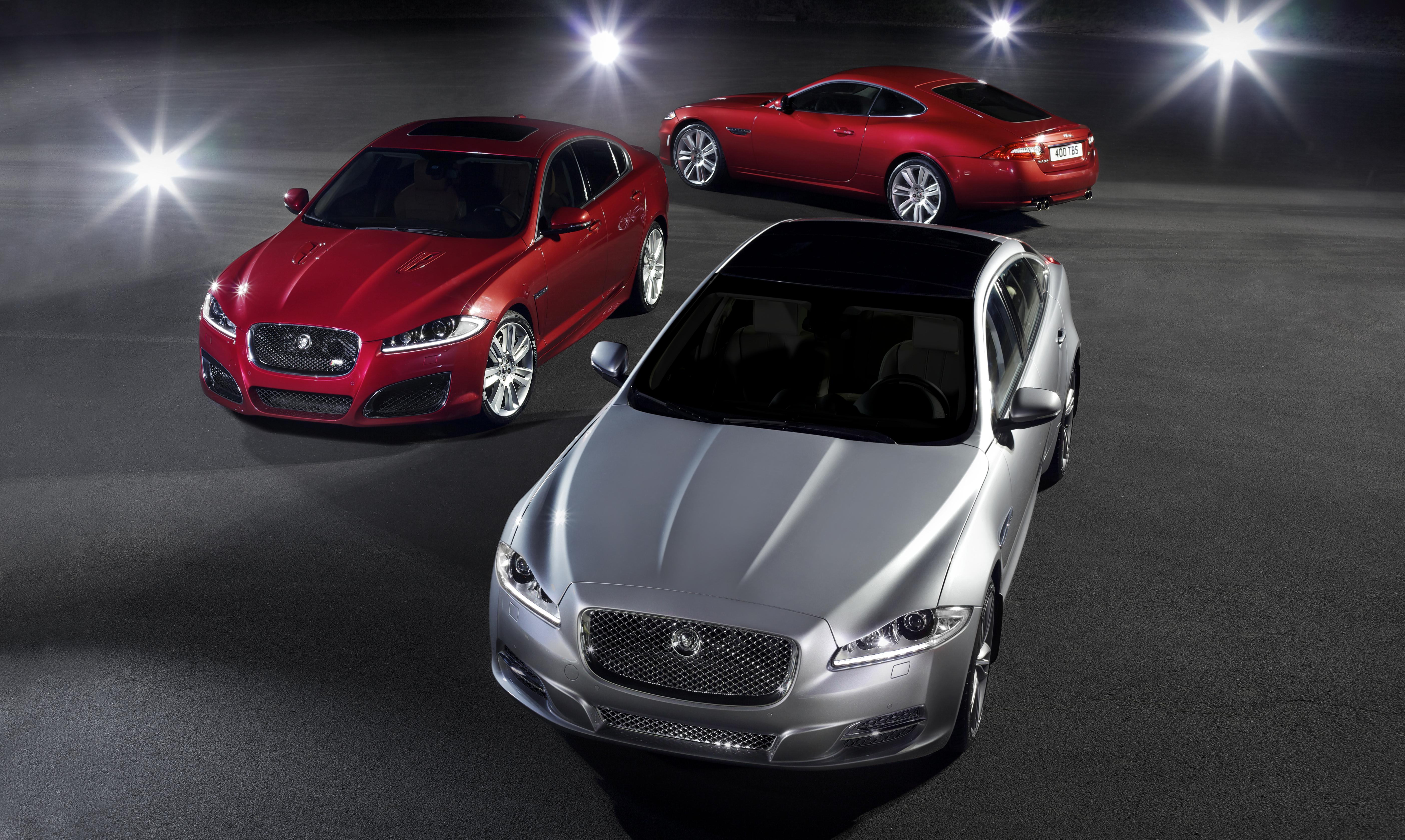 2012 Jaguar Model Range | Jaguar homepage International on