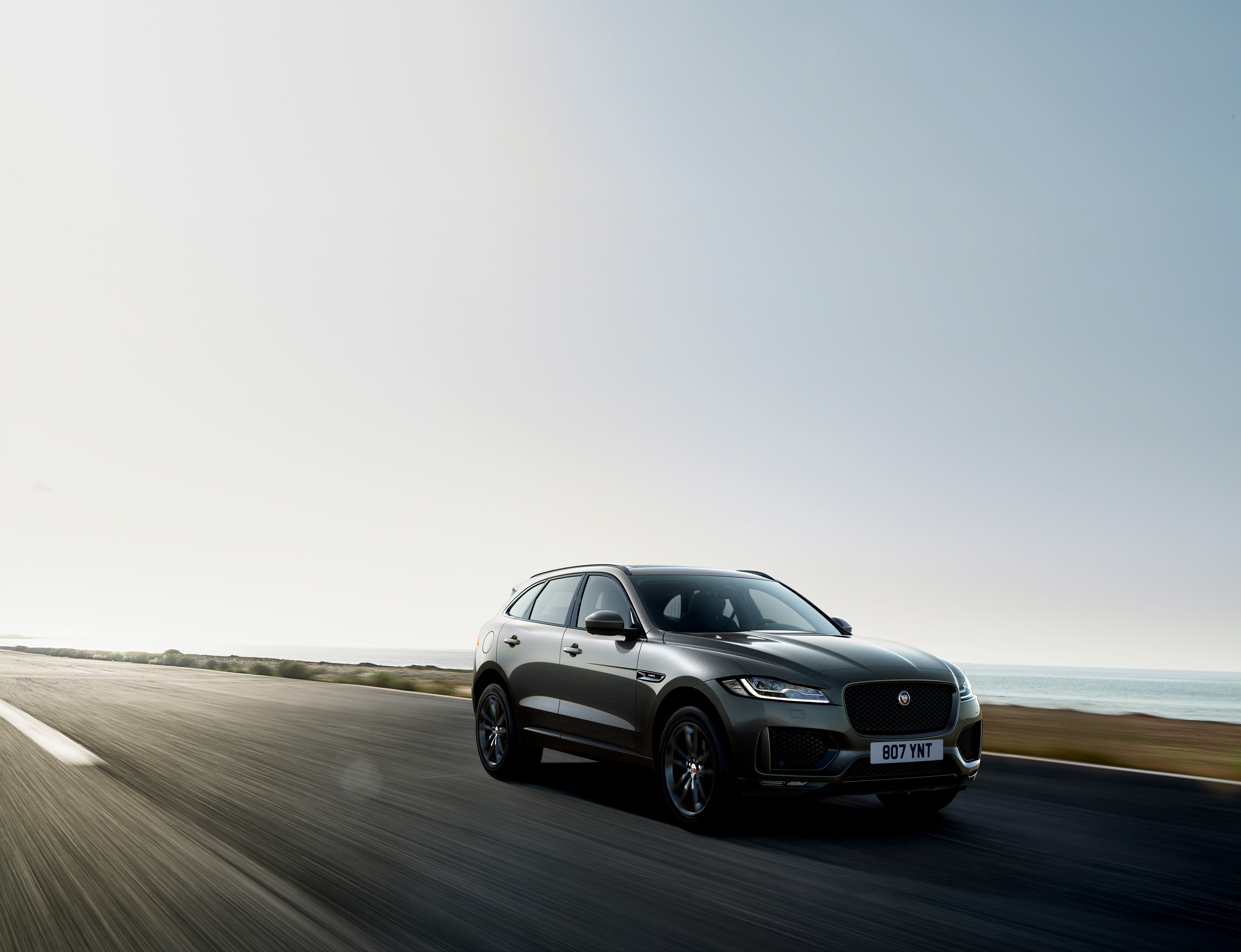 Jaguar F Pace 300 Sport And Chequered Flag Special Editions Join