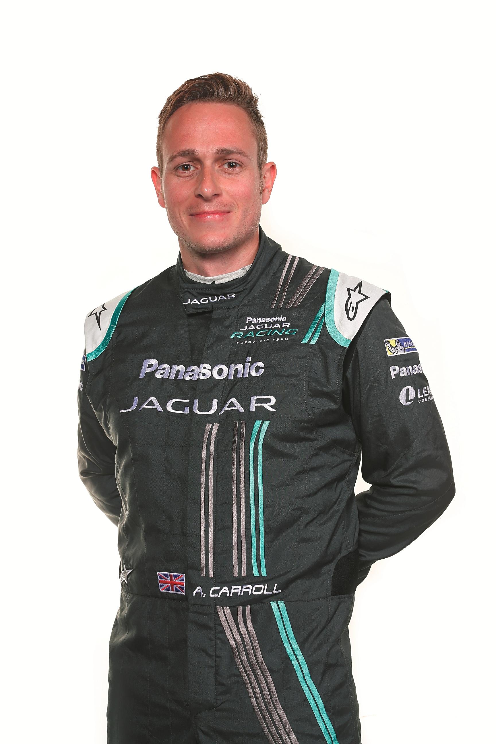 JAGUAR RETURNS TO RACING WITH I-TYPE, FORMULA-E RACECAR | Jaguar