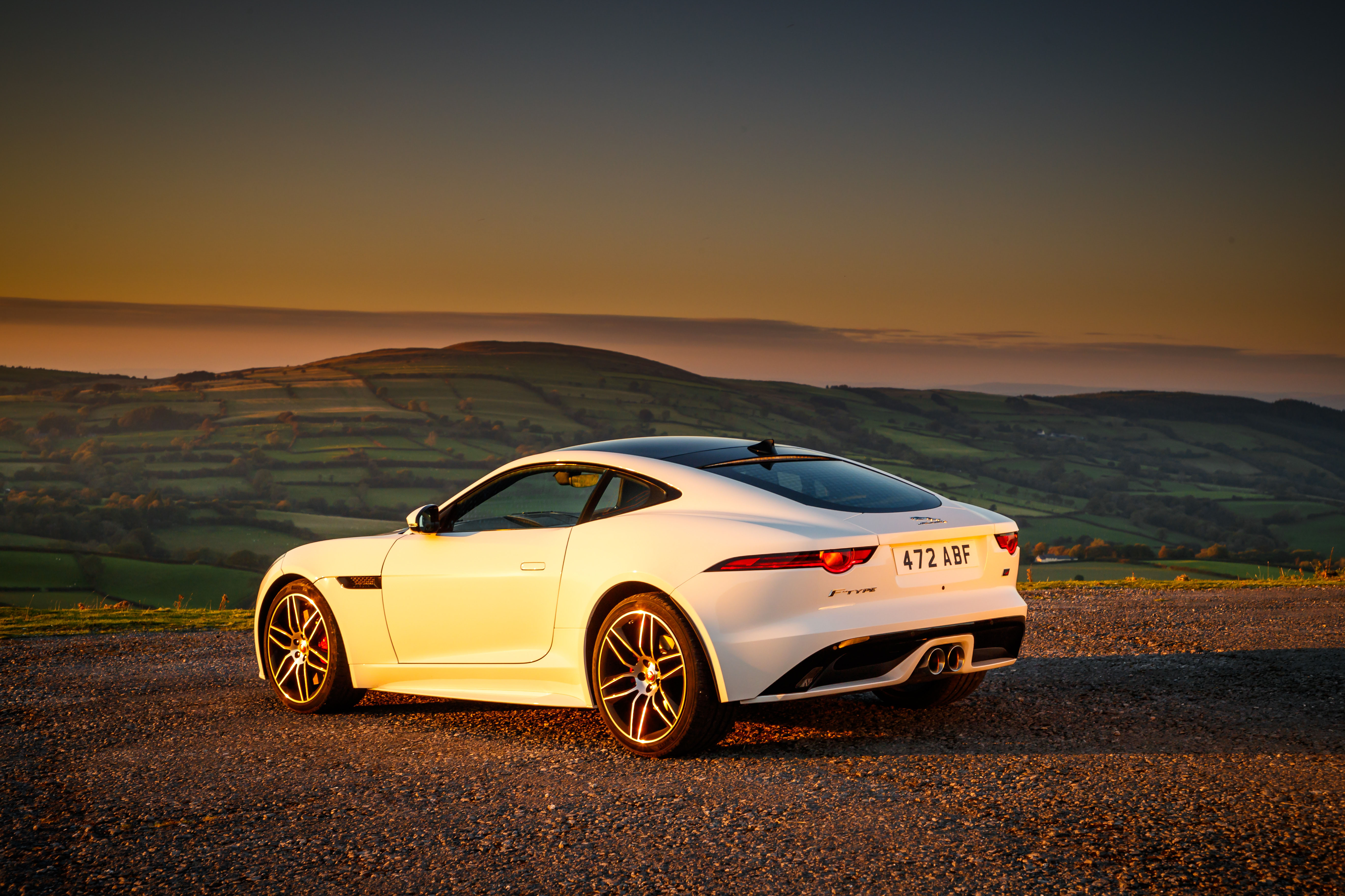 F Type Chequered Flag Celebrates 70 Years Of Jaguar Sports Cars