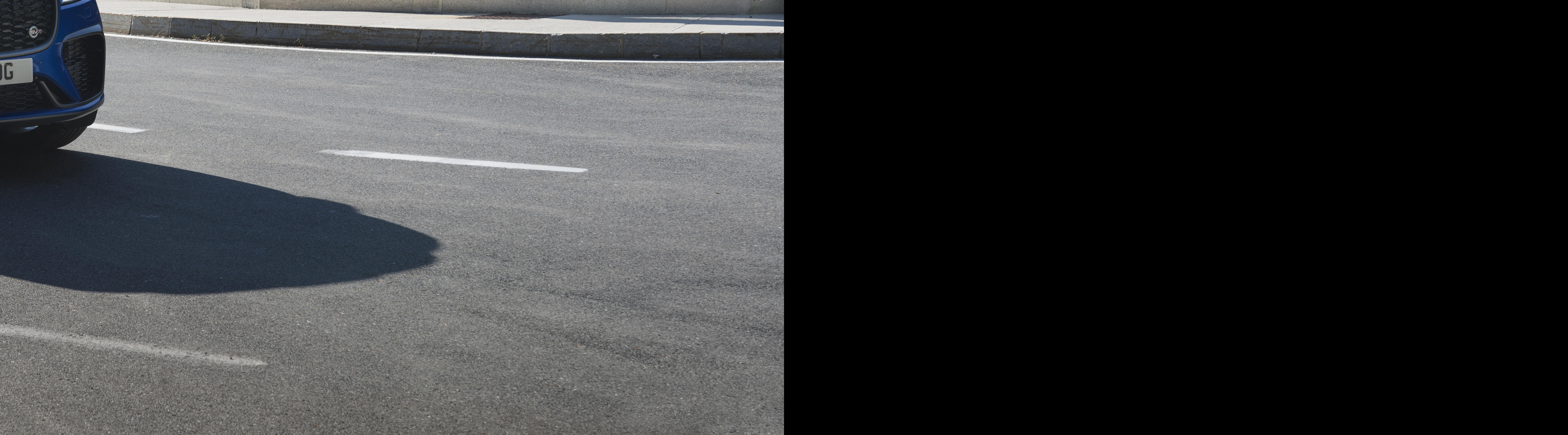 New Jaguar F Pace Svr Performance Suv Is Faster More Luxurious And More Refined Than Ever Jlr Corporate Website