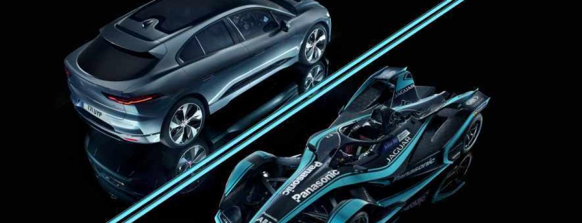 eneloop and Jaguar get together for a green-focused road trip