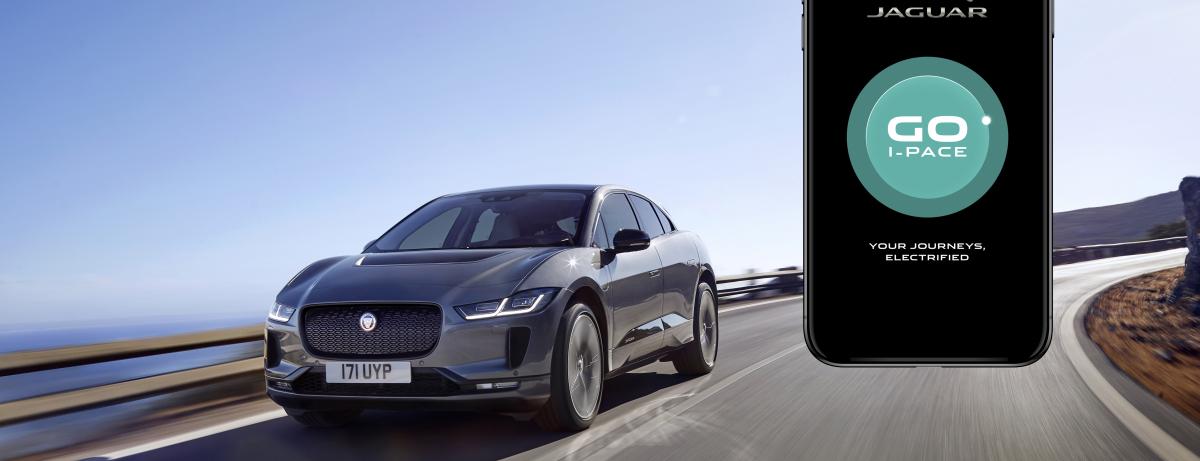 Wie das tägliche Leben mit dem elektrischen Jaguar I-PACE* jetzt so leicht wird wie nie zuvor