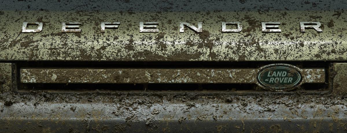 Der neue Land Rover Defender feiert Weltpremiere auf der IAA 2019
