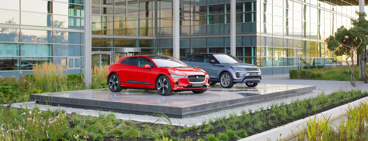 JAGUAR LAND ROVER PRESENTA L'INNOVATIVO PRODUCT CREATION CENTRE