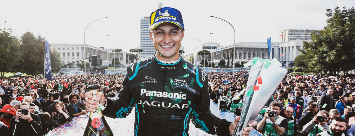 MITCH EVANS COMMITS HIS FUTURE TO PANASONIC JAGUAR RACING