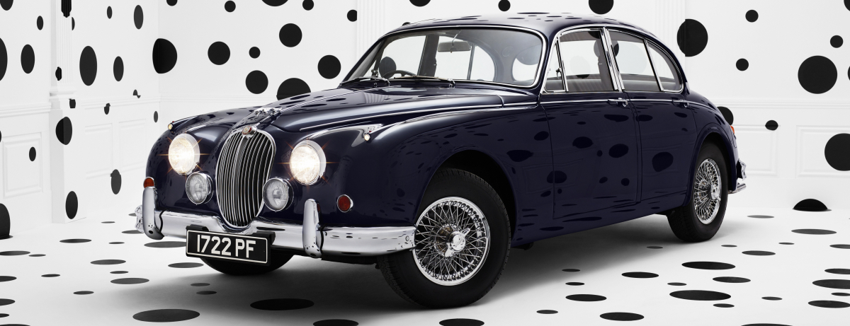 PERIOD DRAMA - JAGUAR AND PHOTOGRAPHER RANKIN COLLABORATE TO CREATE STUNNING NEW ART