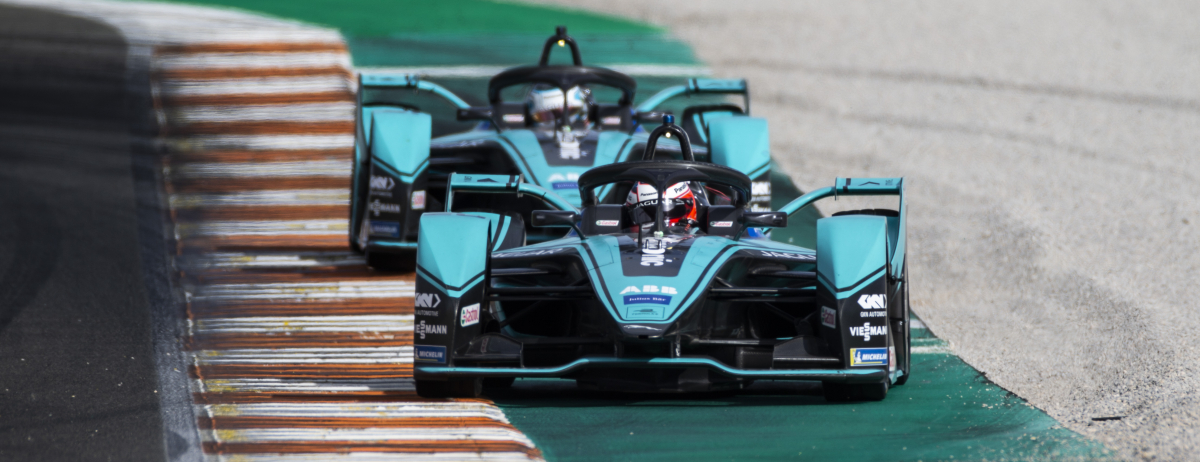 Season 6, Panasonic Jaguar Racing