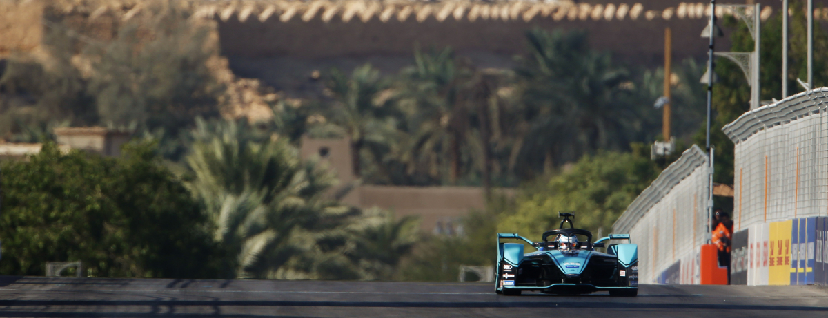 Panasonic Jaguar Racing, Diriyah E-Prix 2019 - James Calado