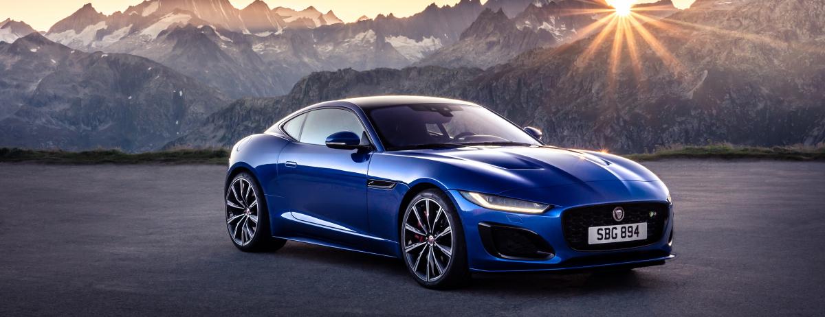 Der neue Jaguar F-TYPE – Formvollendet, stylisch und dynamisch