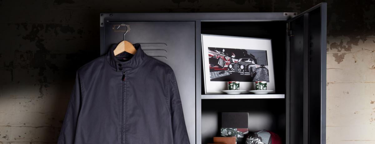 Neue Jaguar Lifestyle Kollektion als Hommage an die klassische Rennlimousine Jaguar Mark 2