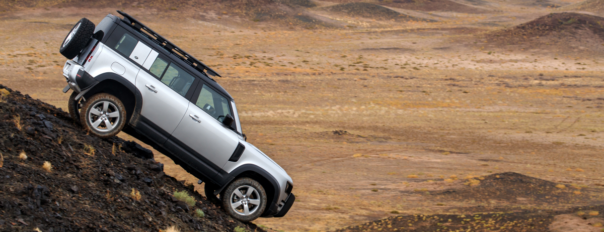 New Land Rover Defender 110 20MY