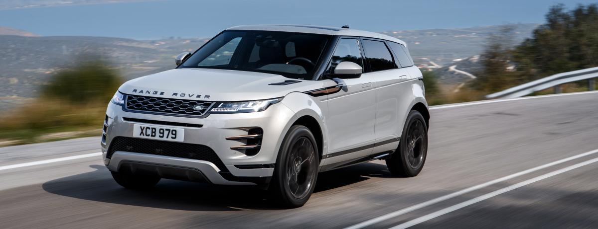 Über 100.000 Leser haben entschieden: Neuer Range Rover Evoque ist bestes Kompakt SUV in der Importwertung
