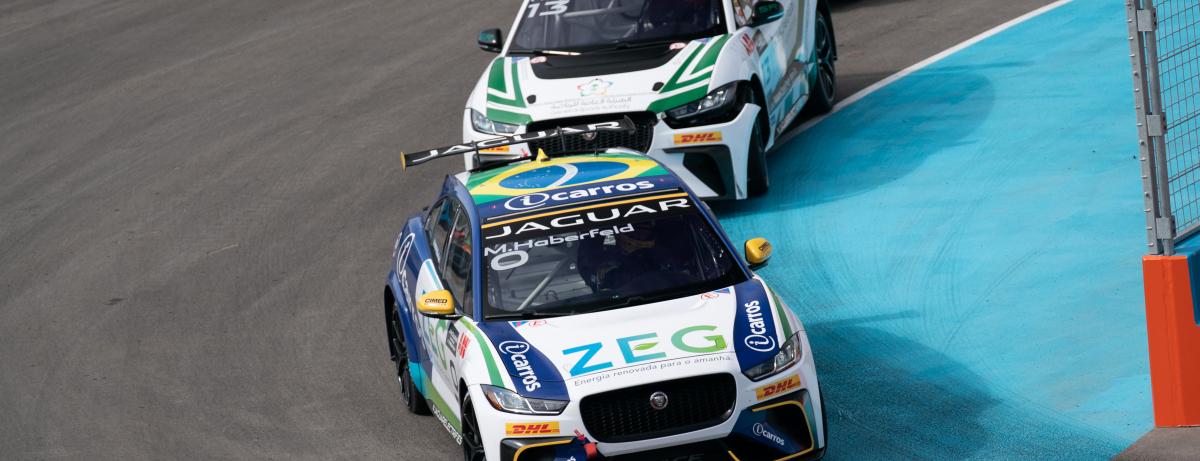 Season 2, Mexico E-Prix