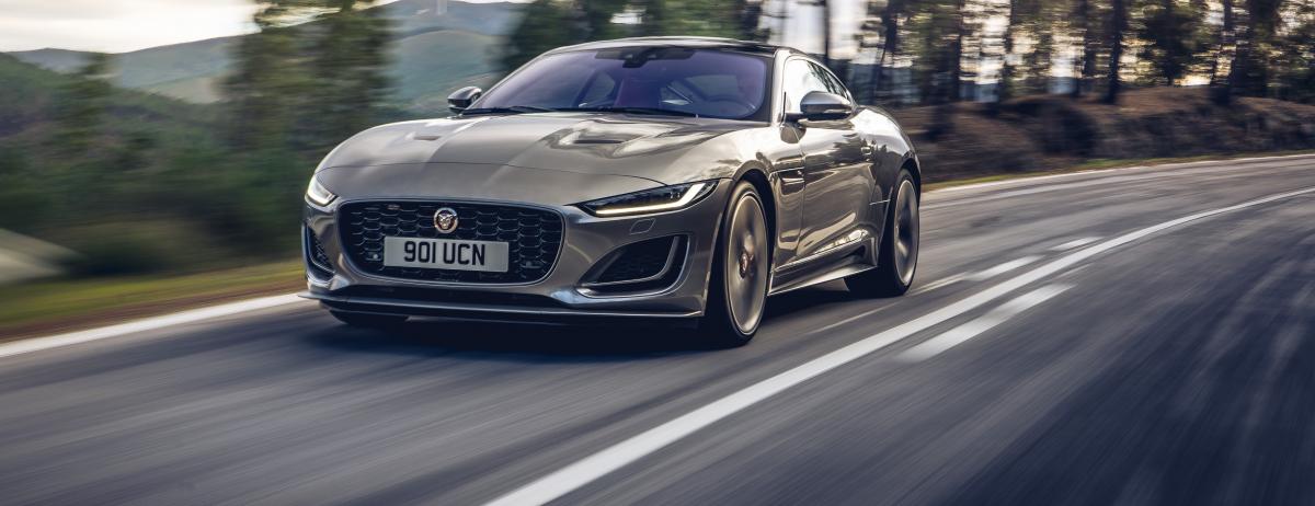 New Jaguar F-TYPE - Embedded Spotify