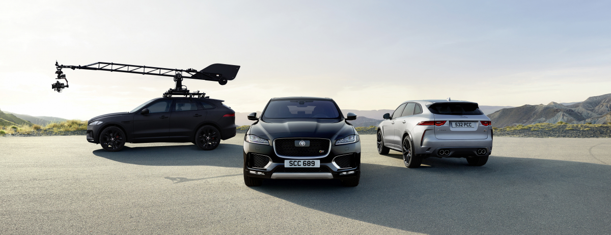 JAGUAR PARTNERS WITH CANON TO SHOWCASE NEW EOS SYSTEM CAMERA