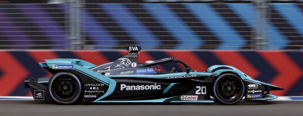 Marrakesh E-Prix - Mitch Evans