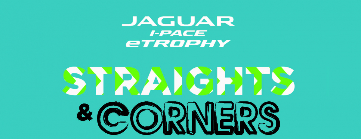 Jaguar I-PACE eTROPHY Straights and Corners
