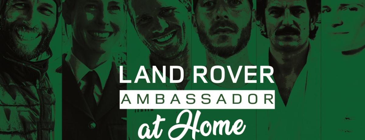 Land Rover Ambassador @ Home