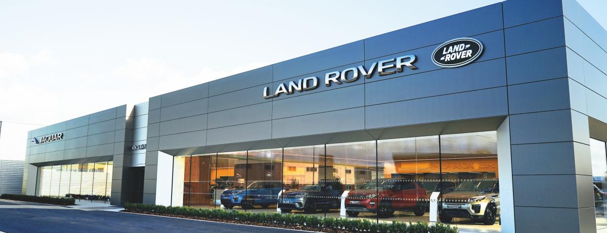Jaguar and Land Rover Retailer Showrooms across England Open their Doors