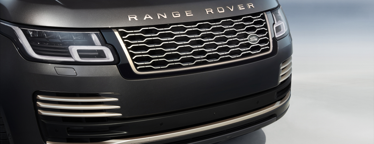 Exterior Detail – Range Rover Fifty