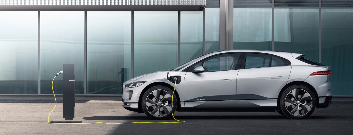 JAGUAR I-PACE NOW SMARTER, BETTER CONNECTED AND FASTER-CHARGING