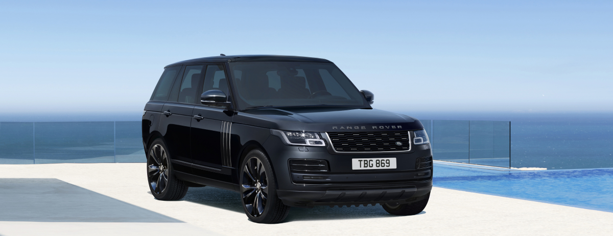 Range Rover SVAutobiography Dynamic Black