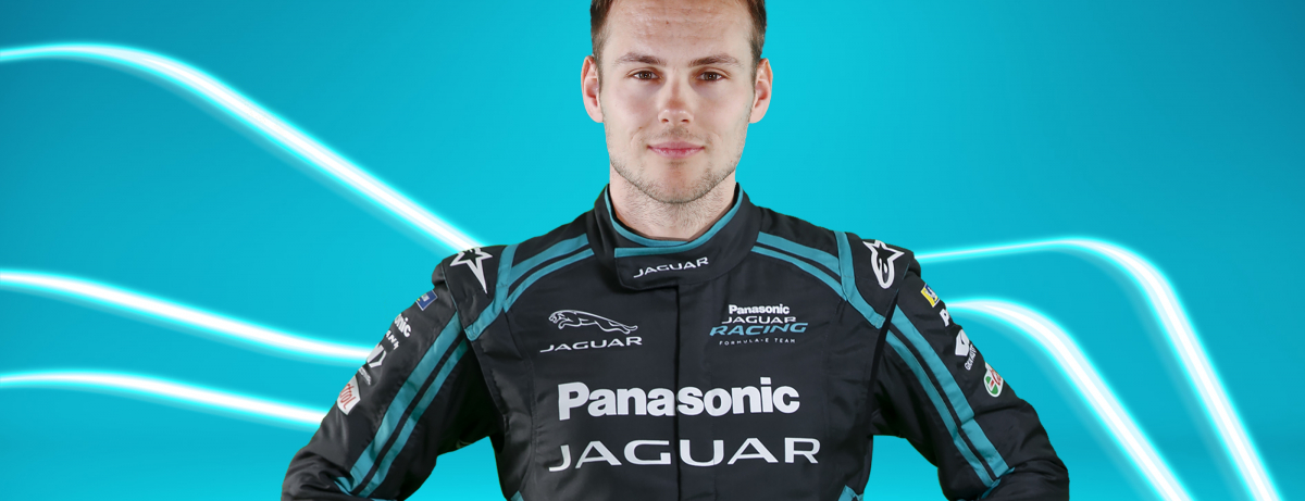 TOM BLOMQVIST TO COMPETE IN ROUNDS 10 AND 11 OF ABB FIA FORMULA E IN BERLIN FOR PANASONIC JAGUAR RACING