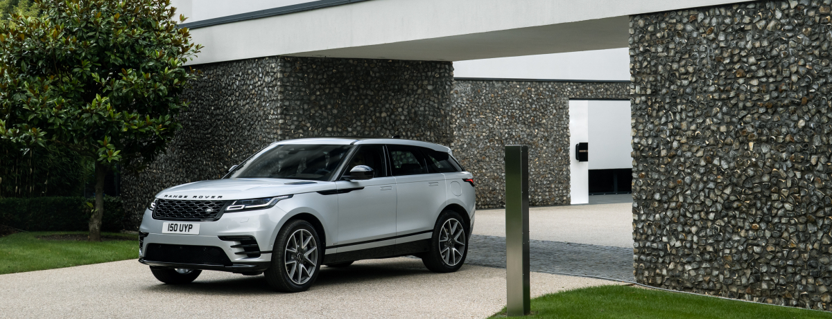 LOCATION - RANGE ROVER VELAR