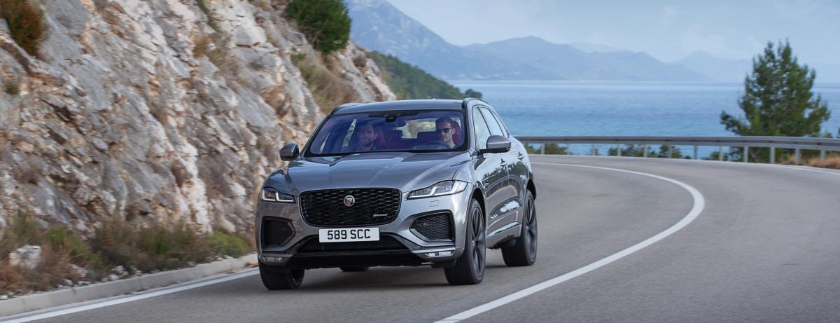 Jaguar Land Rover: Neue Technologie eliminiert aktiv  Abrollgeräusche und störende Schwingungen