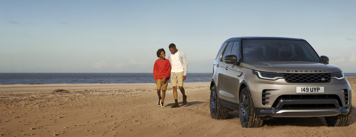 NEW LAND ROVER DISCOVERY R-DYNAMIC - STATIC