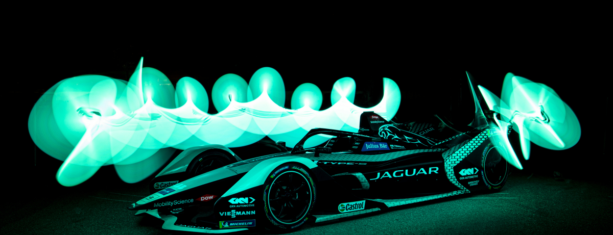 JAGUAR RACING UNVEIL JAGUAR I-TYPE 5 RACE CAR AHEAD OF NEW FORMULA E CAMPAIGN
