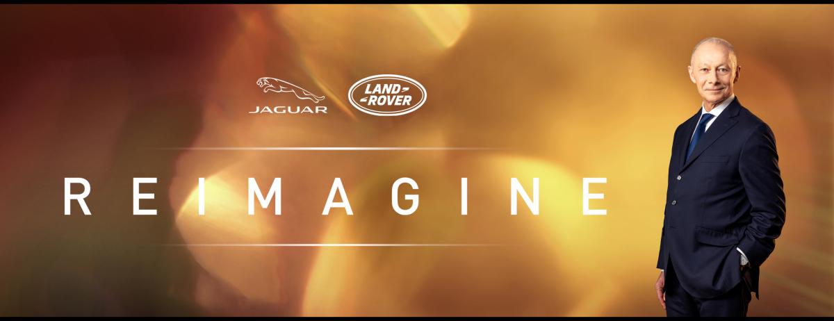 Le constructeur britannique dévoile –Reimagine–, sa nouvelle stratégie globale, sous le leadership du CEO Thierry Bolloré.