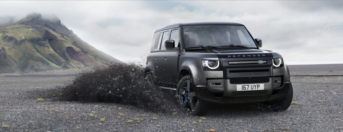 Defender V8 Carpathian Edition
