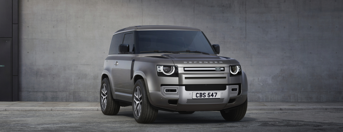 The Power of Choice: Potent New Defender V8 and Exclusive Special Editions Join the Range - Image 1