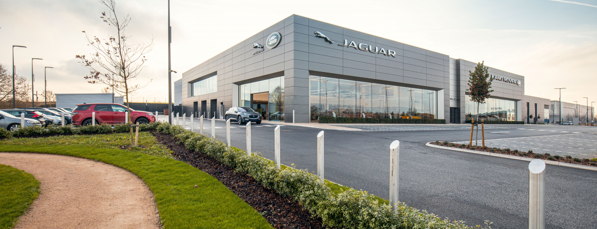 Jaguar Land Rover showrooms nationwide reopen to customers