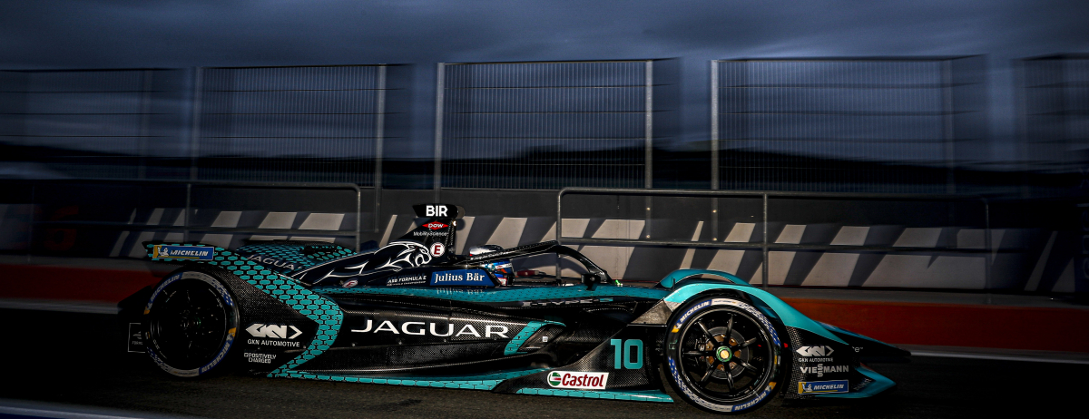 Jaguar Racing - R5 - VLC E-Prix