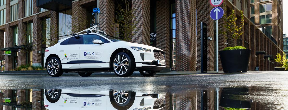 Jaguar x Google