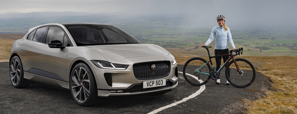 JAGUAR I-PACE COMPLETES EVERESTING CHALLENGE ON A SINGLE CHARGE