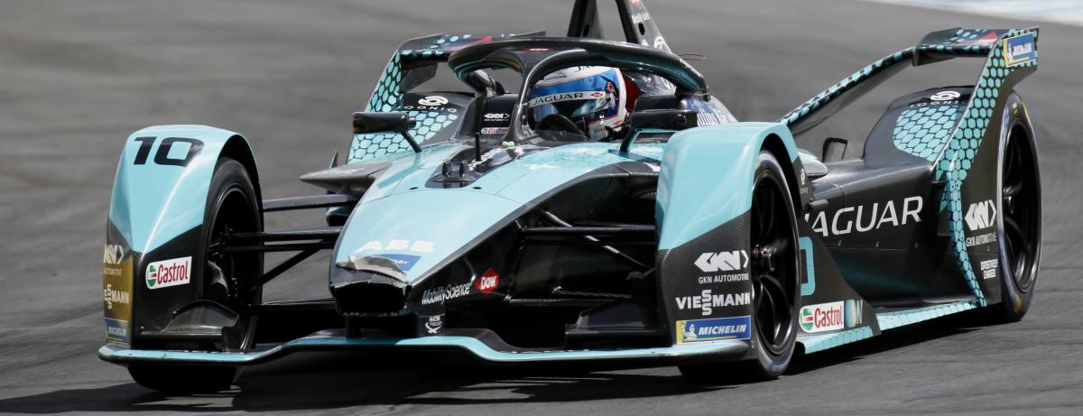 Jaguar Racing peilt bei der Rückkehr nach New York die nächsten Podiumsplätze in der Formel E-Saison 2021 an