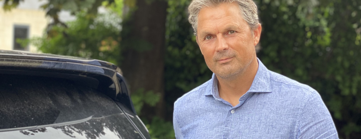Jaguar Land Rover nomme Lennard Hoornik comme nouveau Directeur Général Commercial